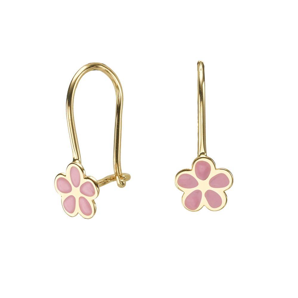 Girl's Jewelry | Earrings - Dawn Flower