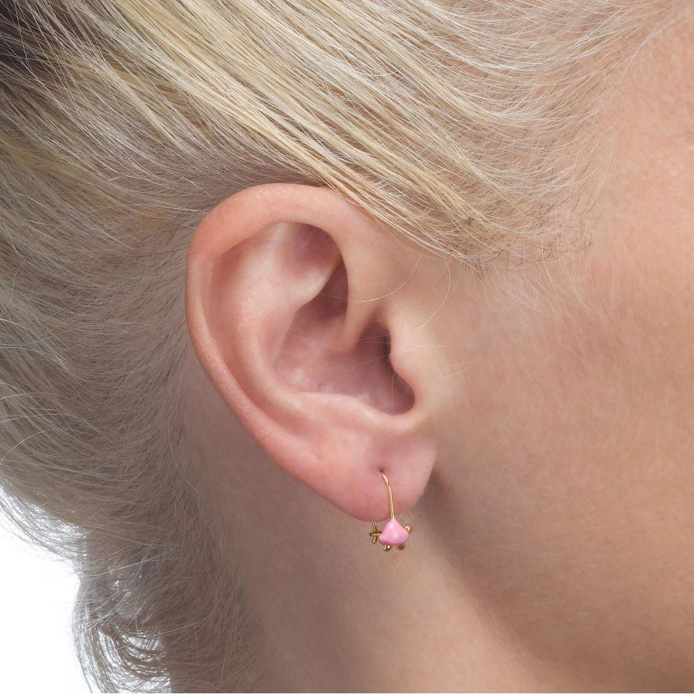 Girl's Jewelry | Earrings - Torti Tortoise