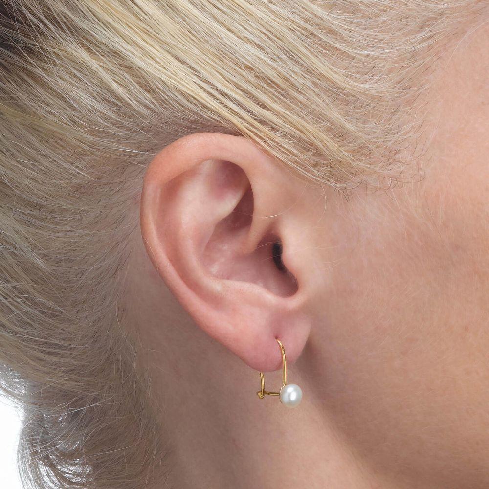 Girl's Jewelry   Earrings - Shining Pearl