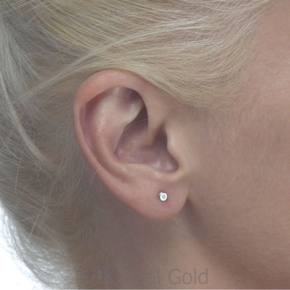 plain jewellery stud image pheobe star small little earrings heart