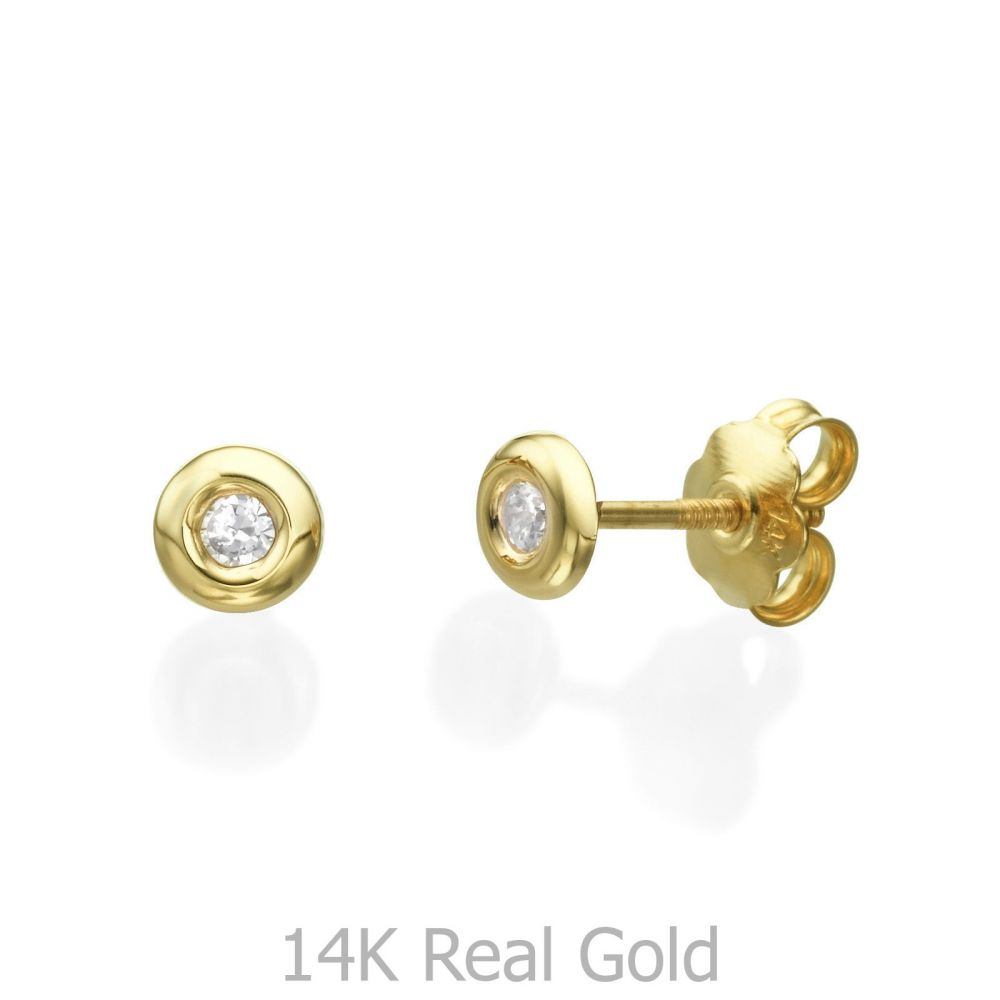 the rose beaverbrooks context earrings stud jewellers gold large p