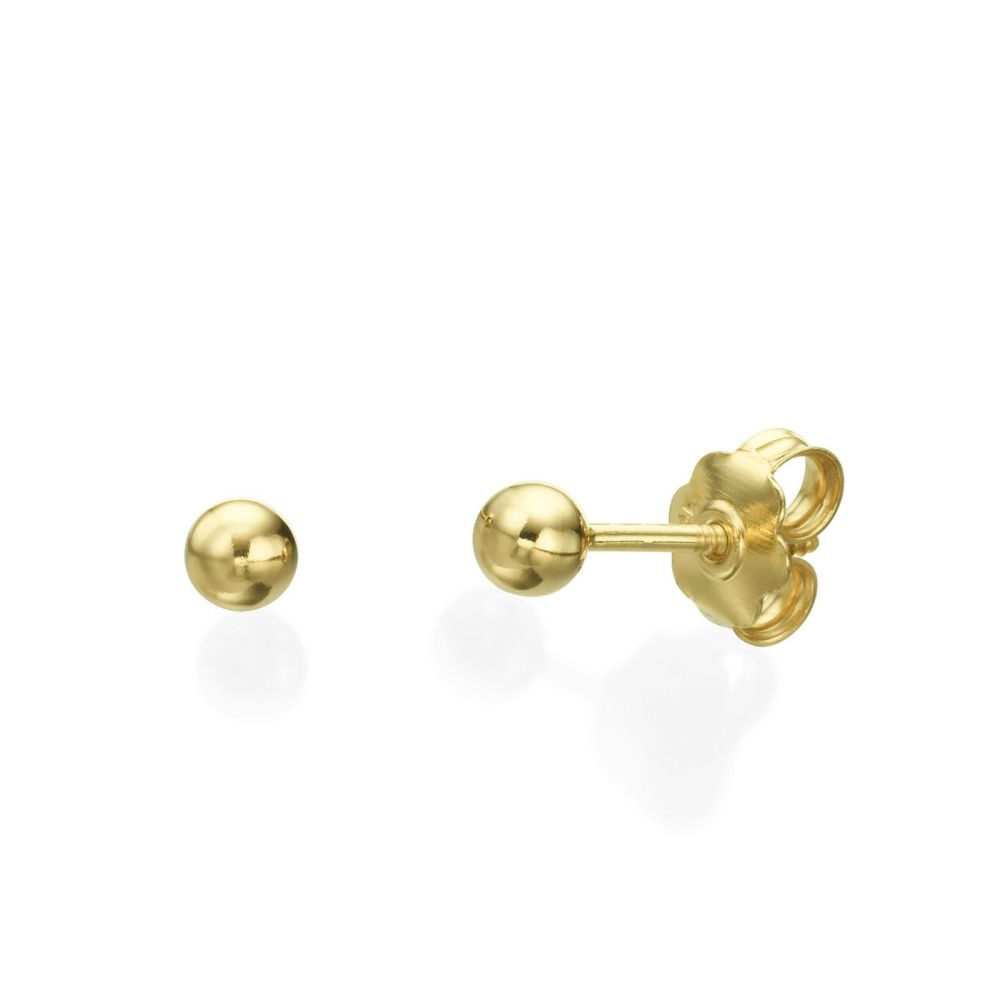 gold accessories earrings whistles circle stud sale women