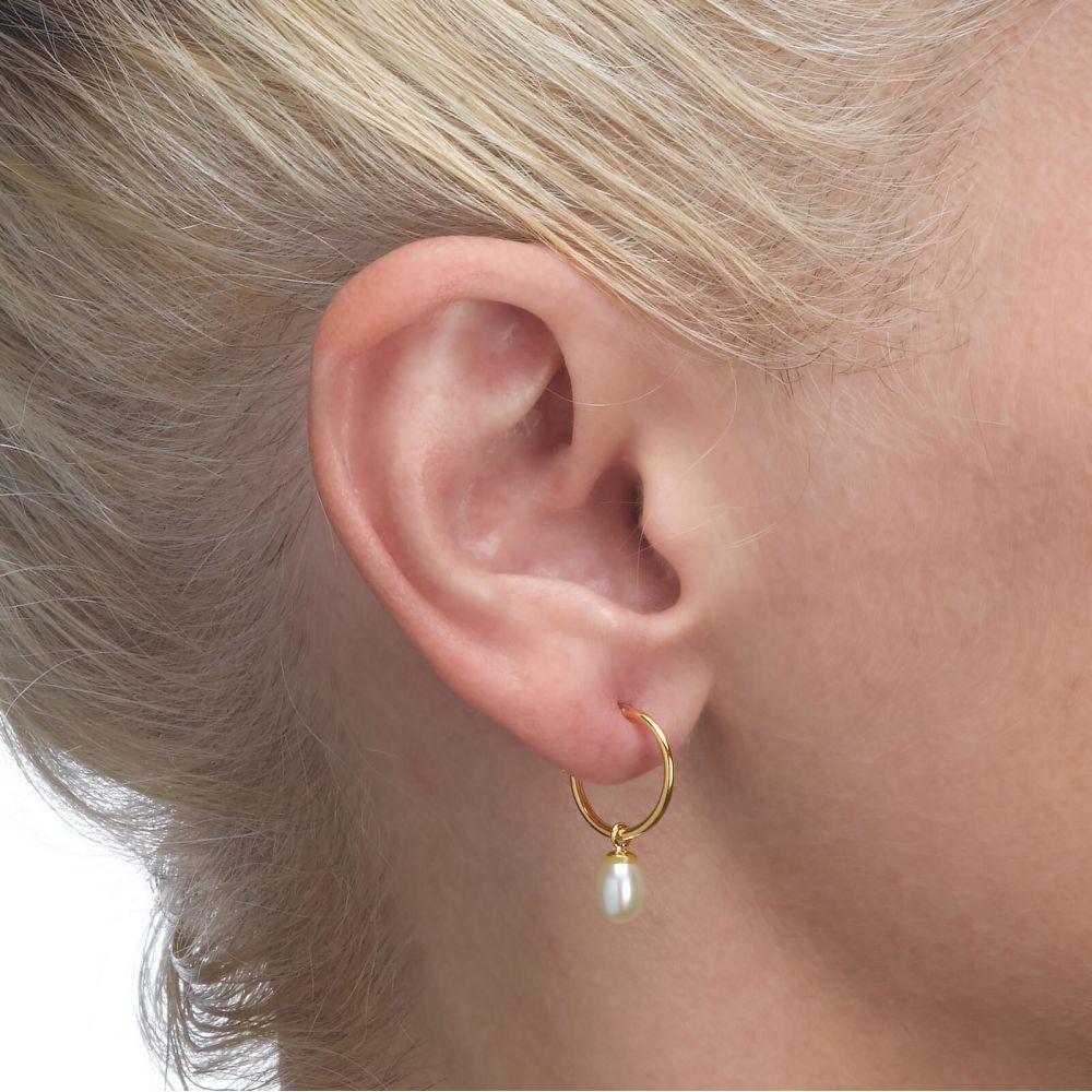 Girl's Jewelry | Earrings - Daria Pearl