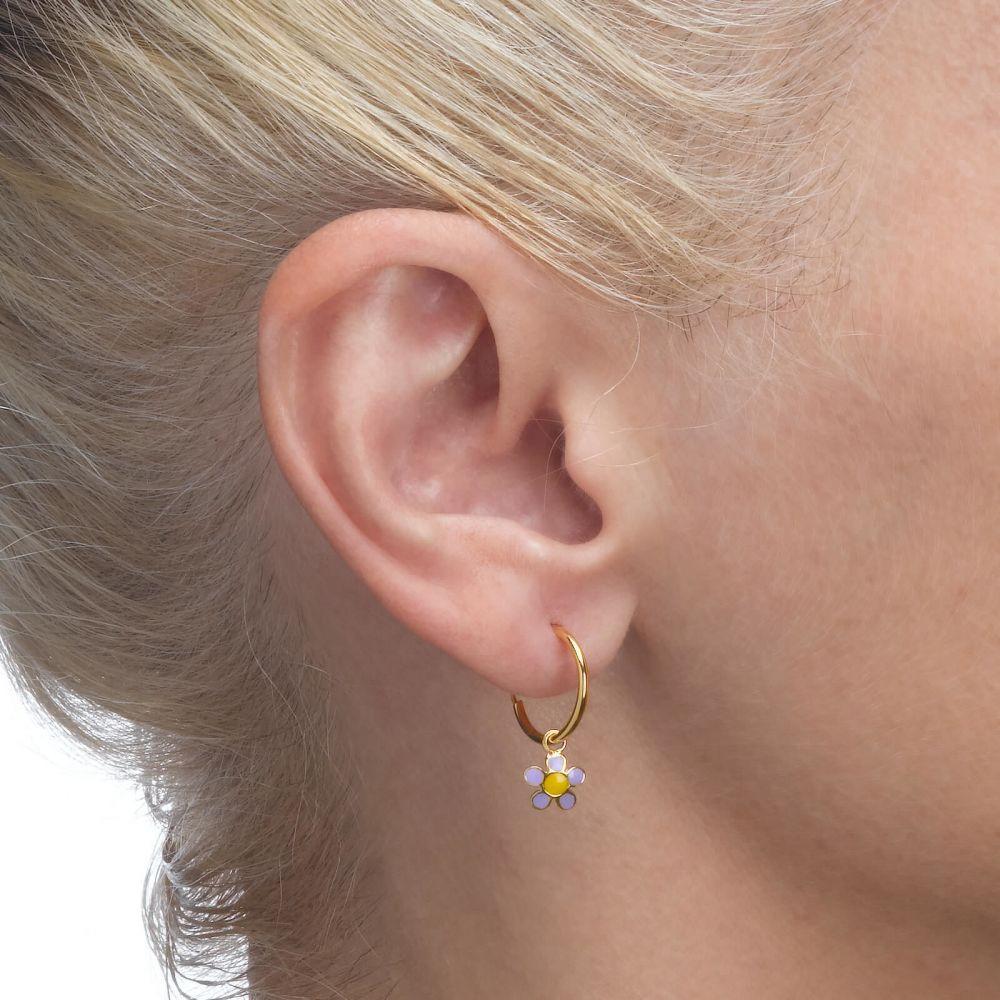 Girl's Jewelry | Earrings - Selina Flower