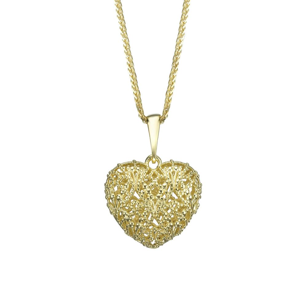 gold image is chain mother a necklace pendant product products forever heart love mothers s