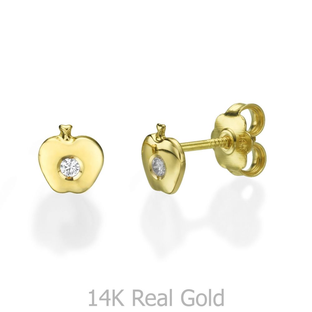 larger of ritani the real view menwomen l stud day deal men diamond for earrings gold
