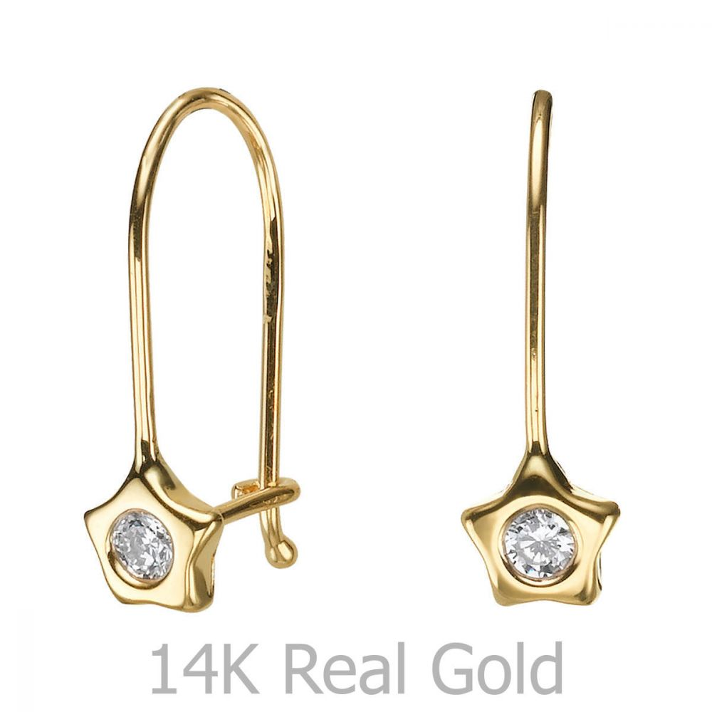 Girl's Jewelry | Earrings - Shining Star