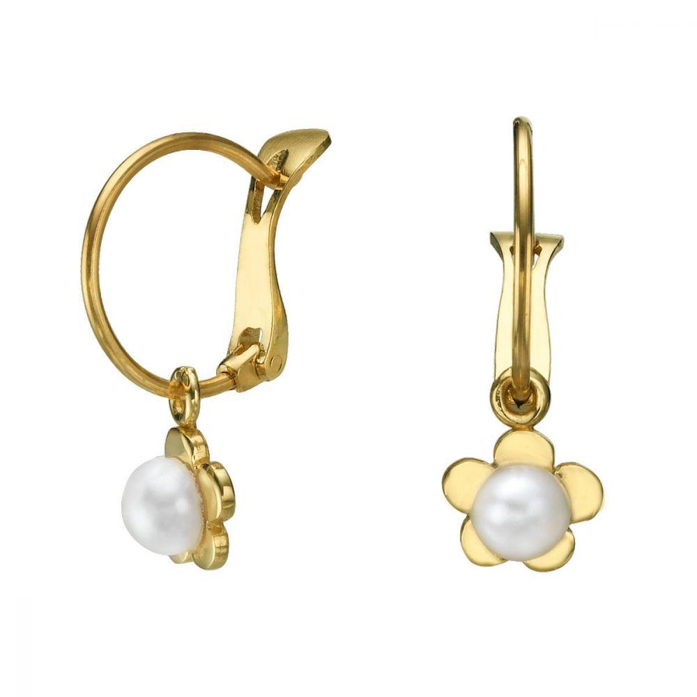 Girl's Jewelry | Earrings - Flower of Emma