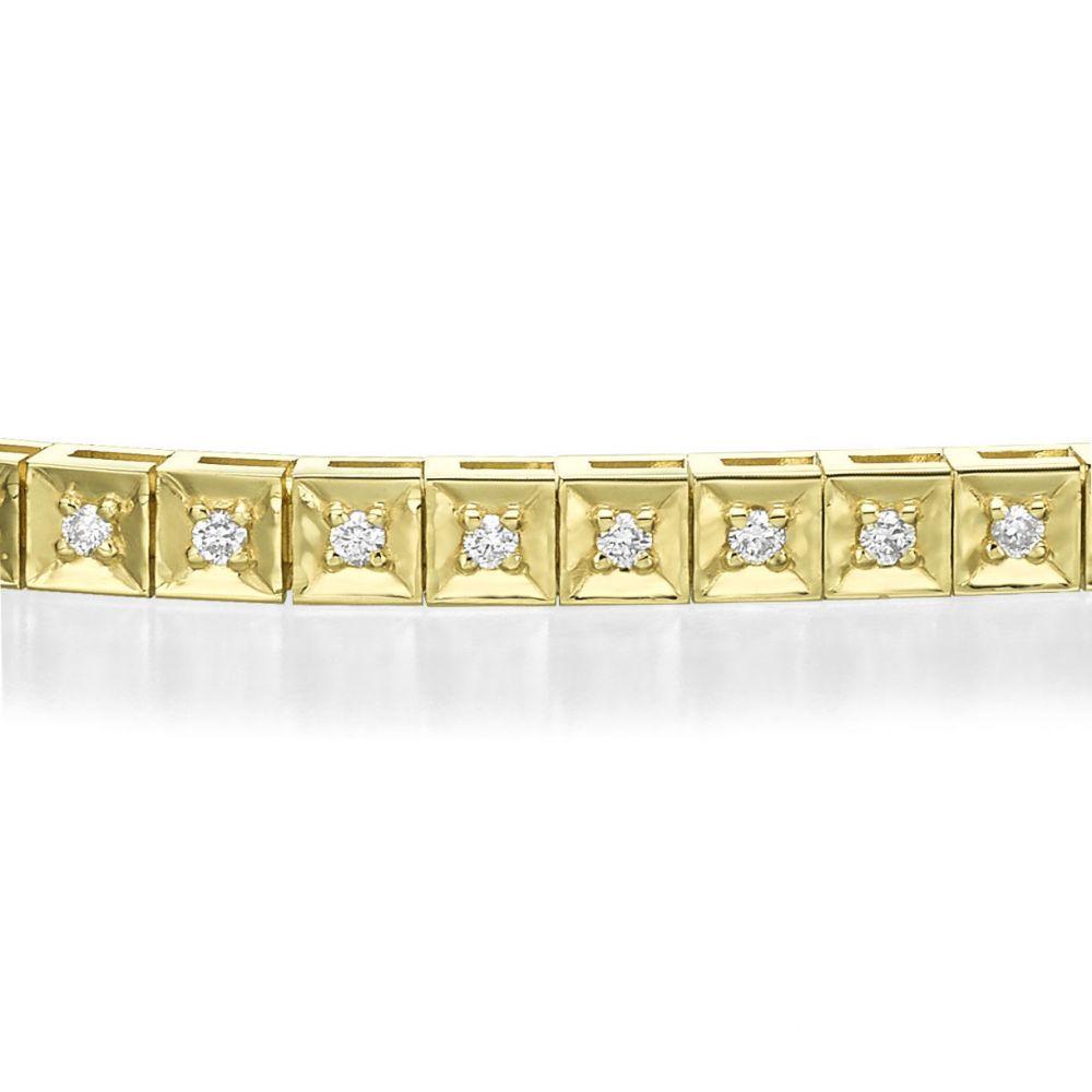 Diamond Jewelry | Diamond Tennis Bracelet – Jennifer