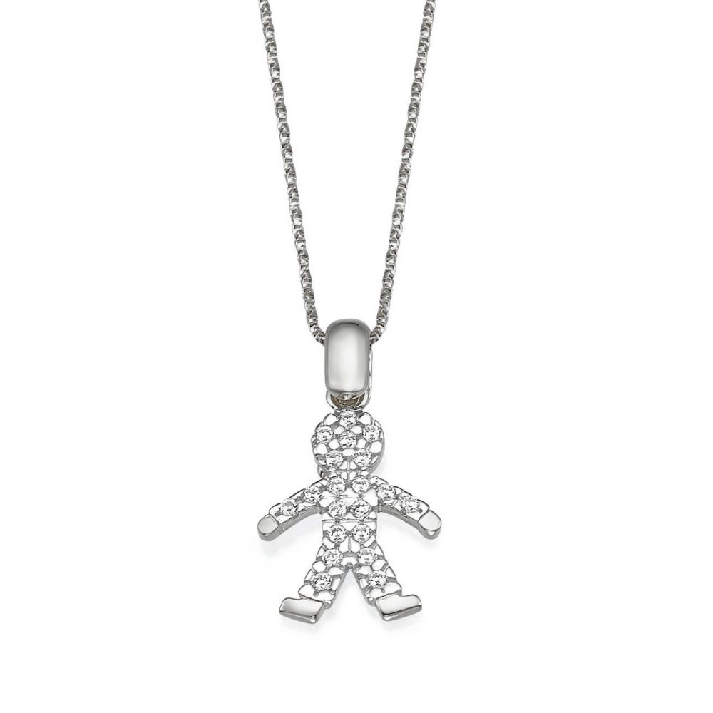 Pendant in white gold danny boy youme offers a range of 14k womens gold jewelry pendant in white gold danny boy aloadofball Choice Image