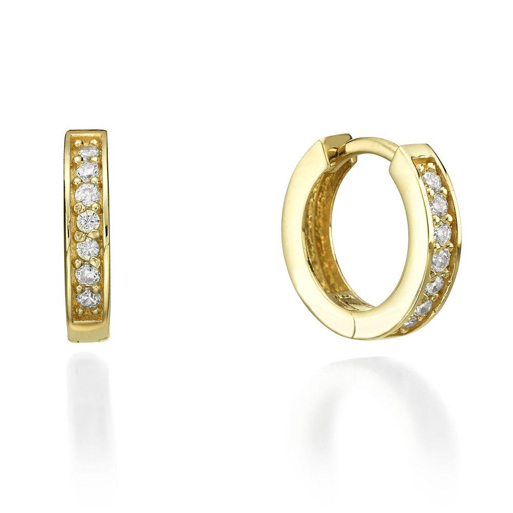 da8fd1b85 14K Gold Hoop Earrings Source · Women s Gold Jewelry Yellow Gold Hoop  Earrings Montana Yellow Gold Hoop Earrings Montana youme offers a range of  ...
