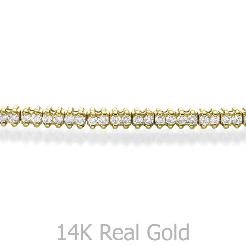 Diamond Jewelry | Diamond Tennis Bracelet – Elizabeth
