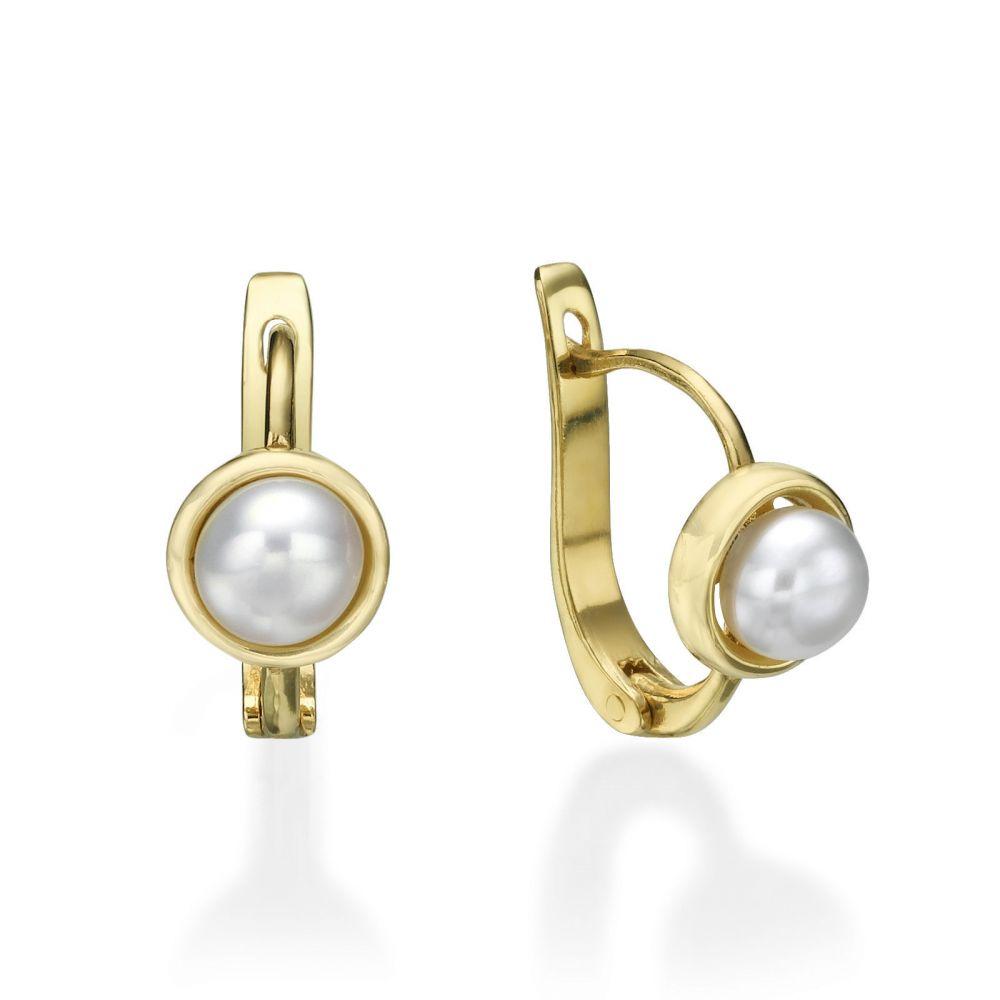 Girl's Jewelry | Earrings - Pearl of Nicki