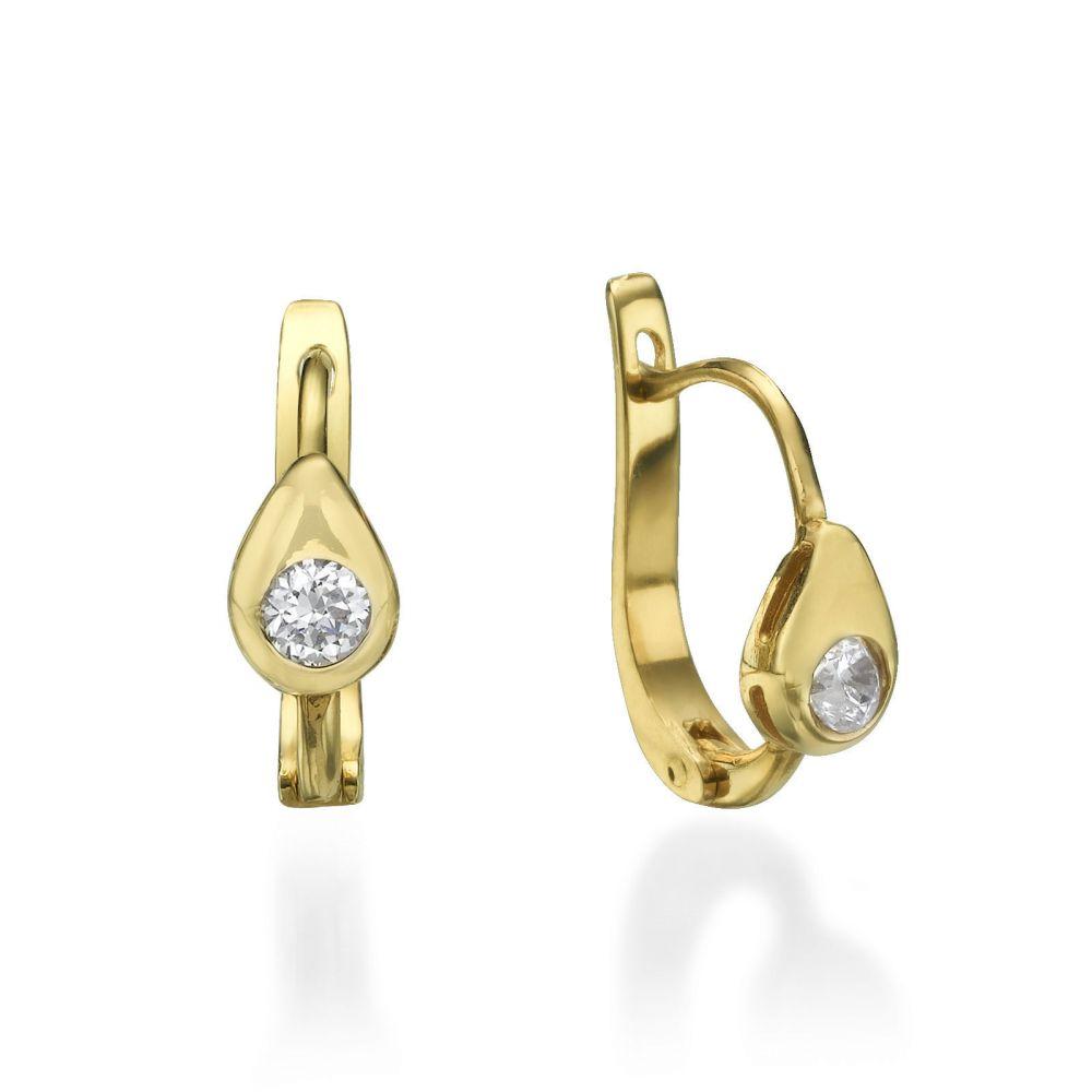 Girl's Jewelry | Earrings - Dear Drop