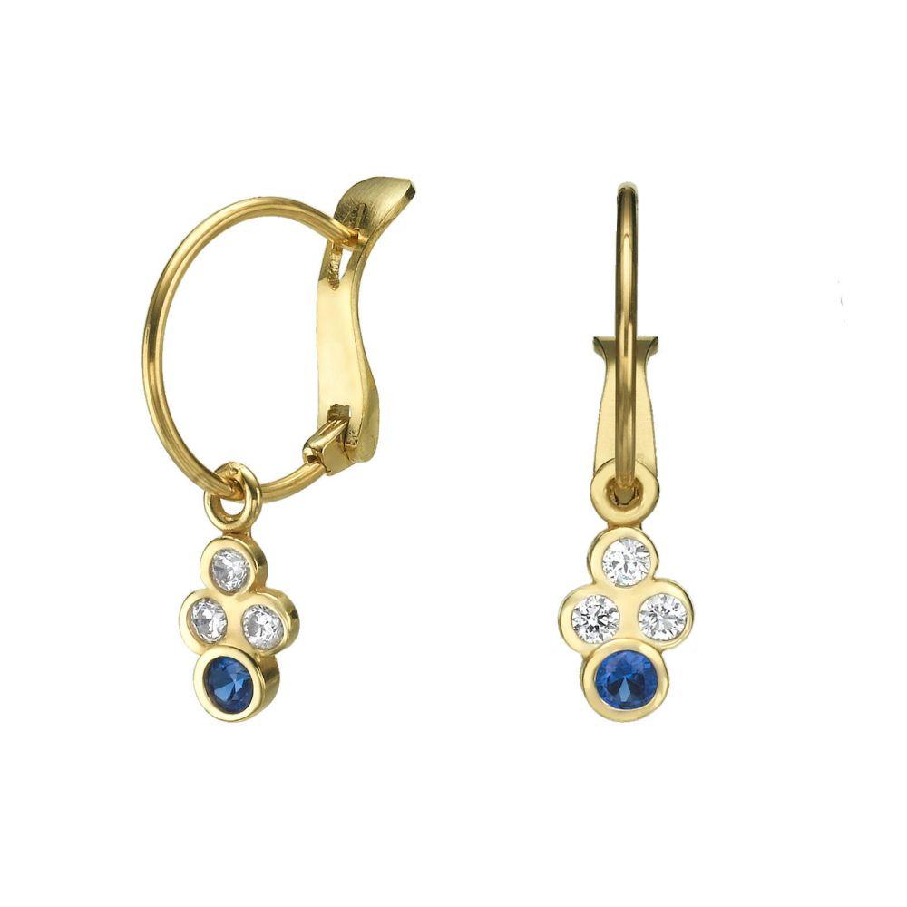 Girl's Jewelry | Earrings - Circles of Sophia