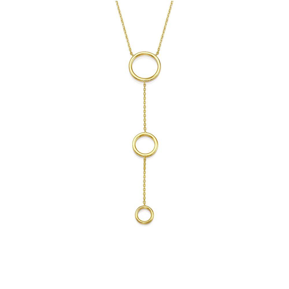 Women's Gold Jewelry | 14k Yellow gold women's pendants - Zoey