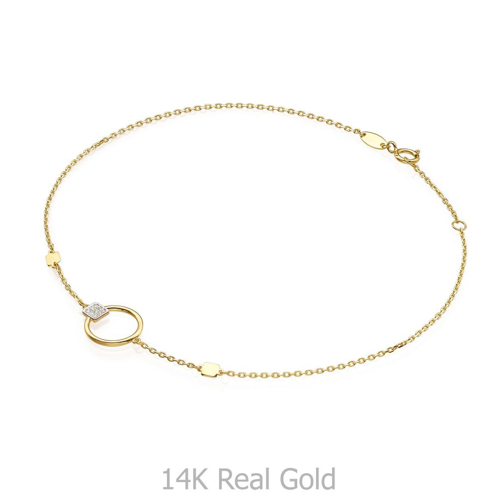 Women's Gold Jewelry | Round Shape