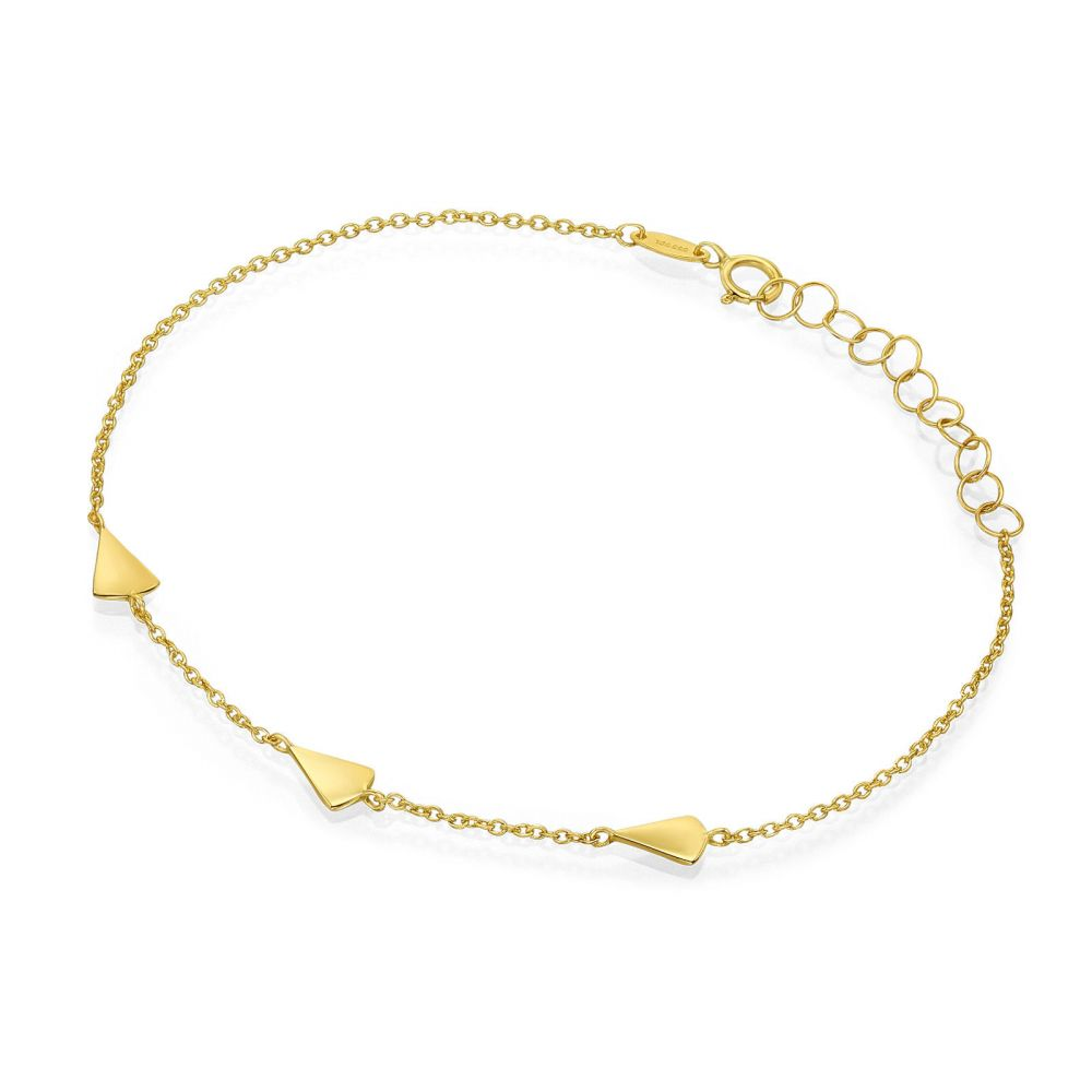 Women's Gold Jewelry | 14K Yellow  Gold Women's Bracelets - Kylie