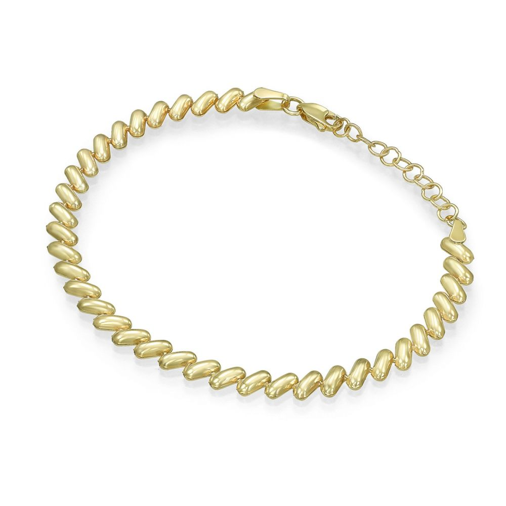 Women's Gold Jewelry | 14K Yellow Gold  Bracelet - Hawaii