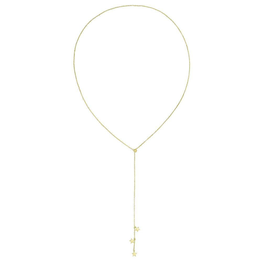 Women's Gold Jewelry | 14k Yellow gold women's pendants - Alaska Stars