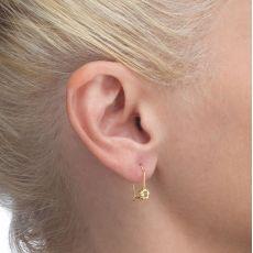 Earrings - Hope Flower