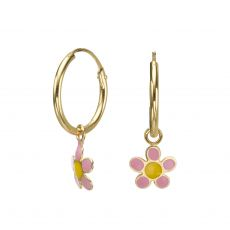 Earrings - Celine Flower