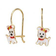 Earrings - Joyful Pup