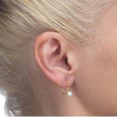 Earrings - Shining Pearl