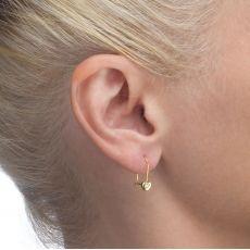 Earrings - Heart of Oriana