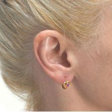 Earrings - Heart of Joy