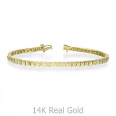 Diamond Tennis Bracelet – Jennifer