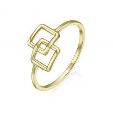 14K Yellow Gold Ring - Alice