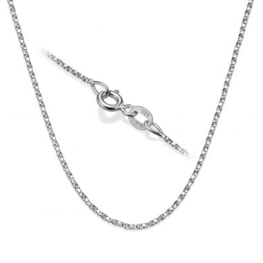 Twisted Venice Necklace - Shining Bright, 0.8 MM