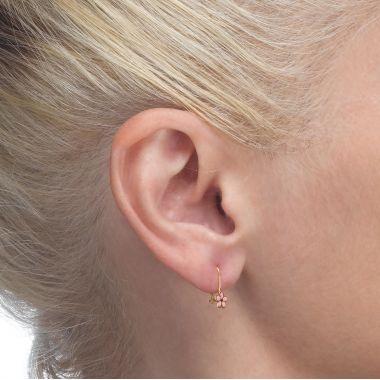 Earrings - Dawn Flower