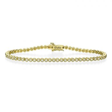 Diamond Tennis Bracelet – Charlotte