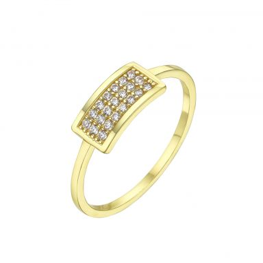 14K Yellow Gold Rings - Merlin