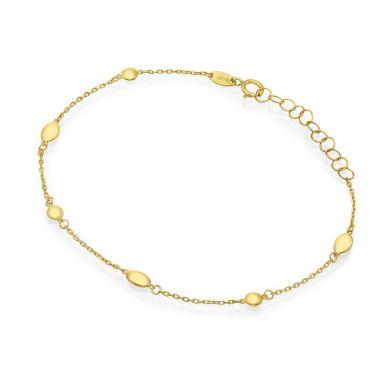 14K Yellow  Gold Women's Bracelets - Valery