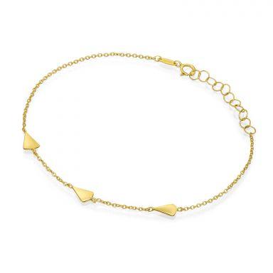 14K Yellow  Gold Women's Bracelets - Kylie