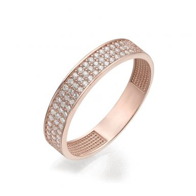 14K Yellow Gold Ring - Claire