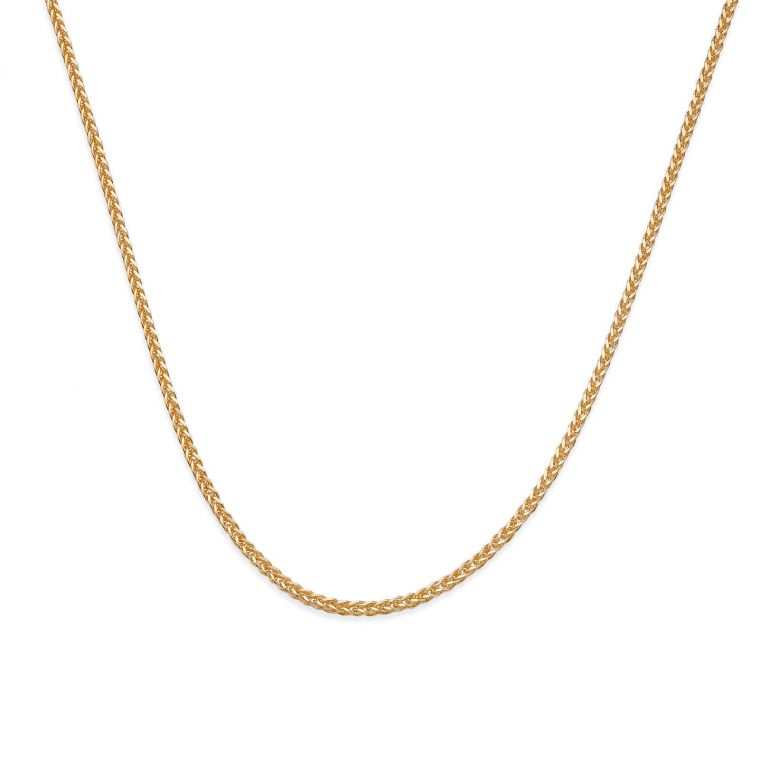 Spiga Necklace -  Elegant Braid