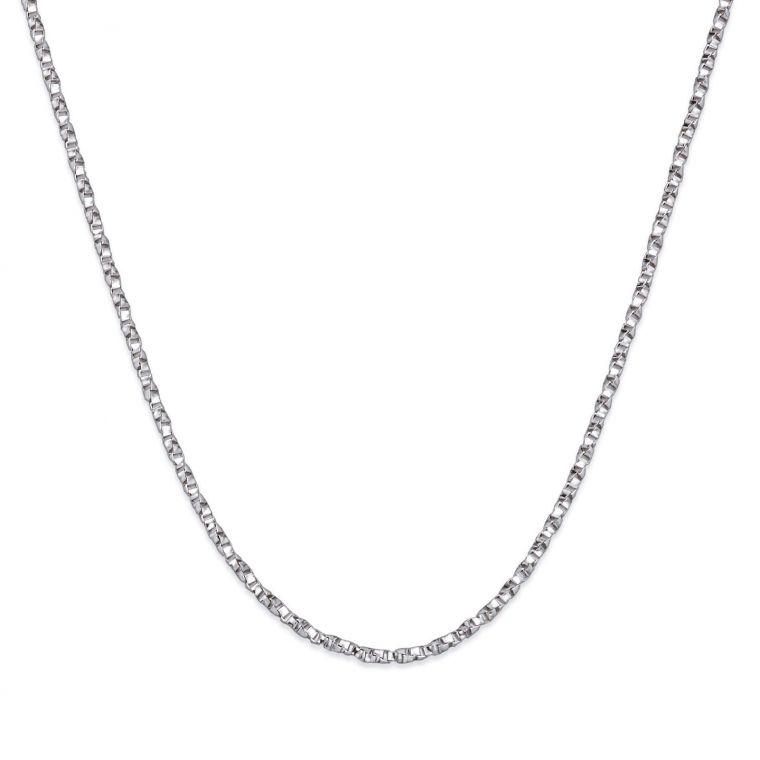 Twisted Venice Necklace - Shining Bright