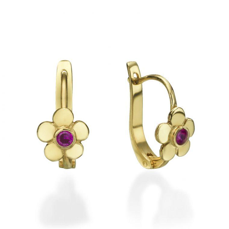 Earrings - Flower of Mia
