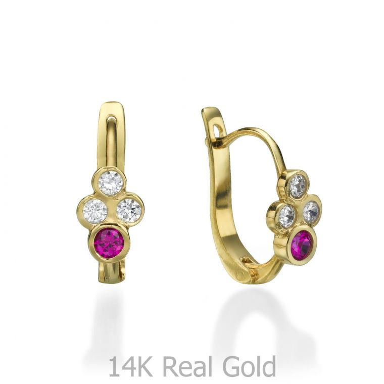 Earrings - Circles of Nariel