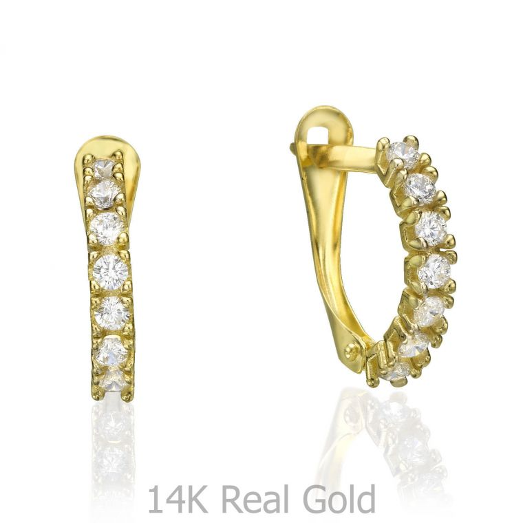 Drop Earrings - Nina