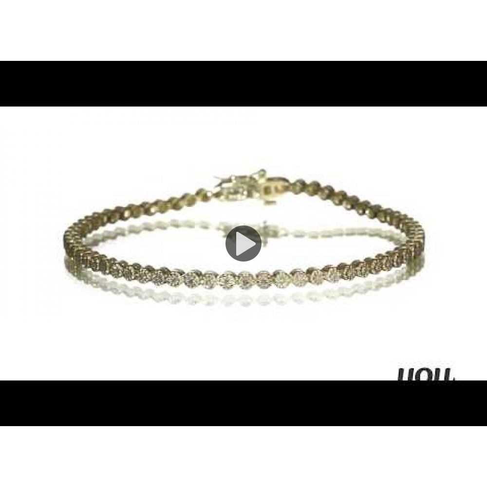 Diamond Jewelry | Diamond Tennis Bracelet – Charlotte